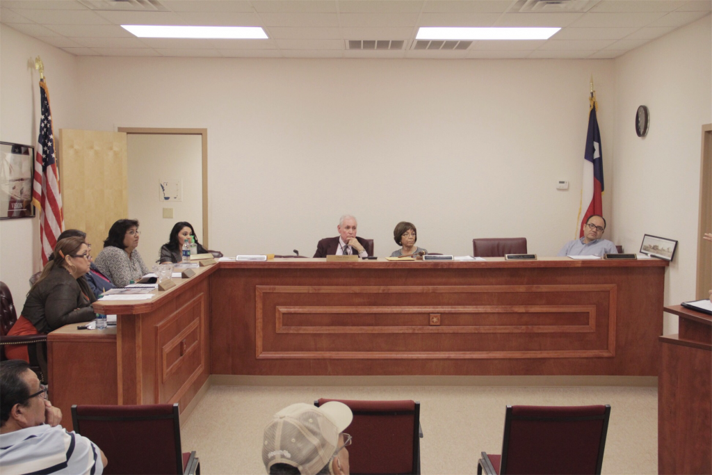 Dilley City Council, March 14, 2017