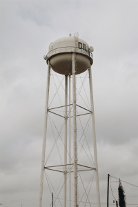 Celso threatened to jump from Dilley's water tower...