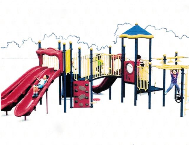 New Playground by Unanimous Vote, New Park Restrooms Pass by Tiebreaker
