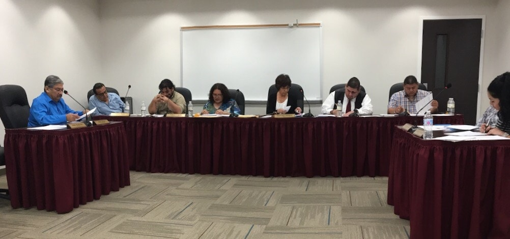 Dilley Council's First Post-Election Meeting Included Audit Presentation
